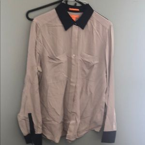 Joe Fresh silk blouse